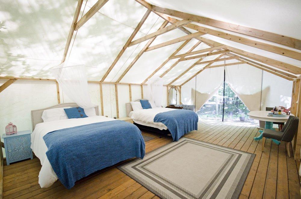 RT @WestJetMagazine: Four spots to camp in comfort across Canada glamping ExploreCanada getoutside WestJet http…