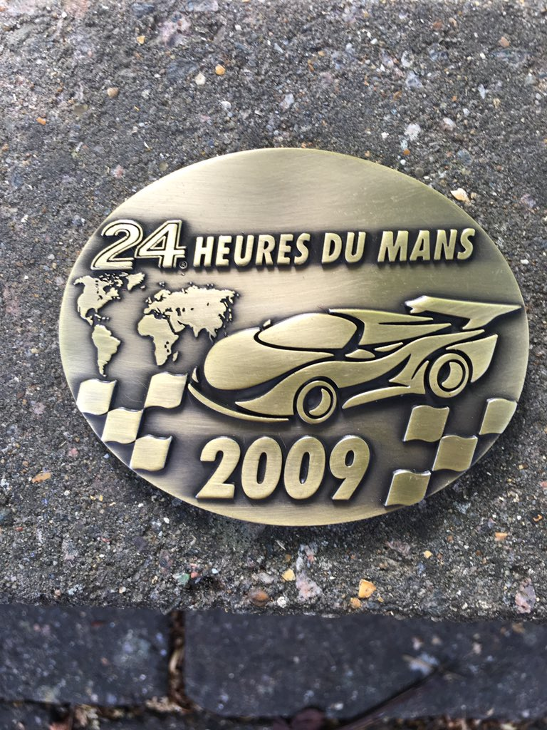 As well as 6 of these @24heuresdumans coins from 02,03,05,13,14&15. Please be on lookout on eBay, etc Thank you. https://t.co/Oz88Visxco