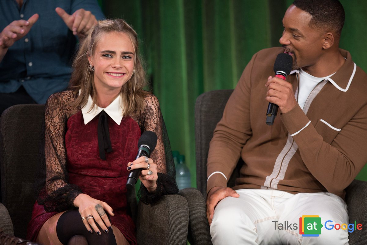 Happy @googlephotos Friday! Take a look at some great moments from our #SuicideSquad Talk! https://t.co/L5fYJAkJMp https://t.co/WGv79kFT6r