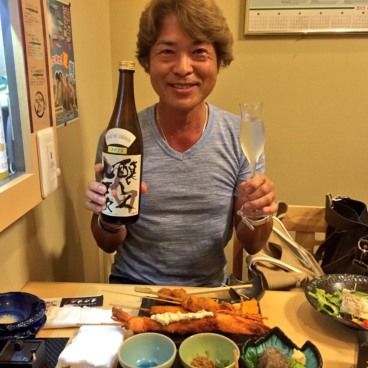 名古屋に来ると、ほぼ毎回行くお気に入りのお店『まかまか』🎶 今回は新しくオープンした2号店の『海鮮串…