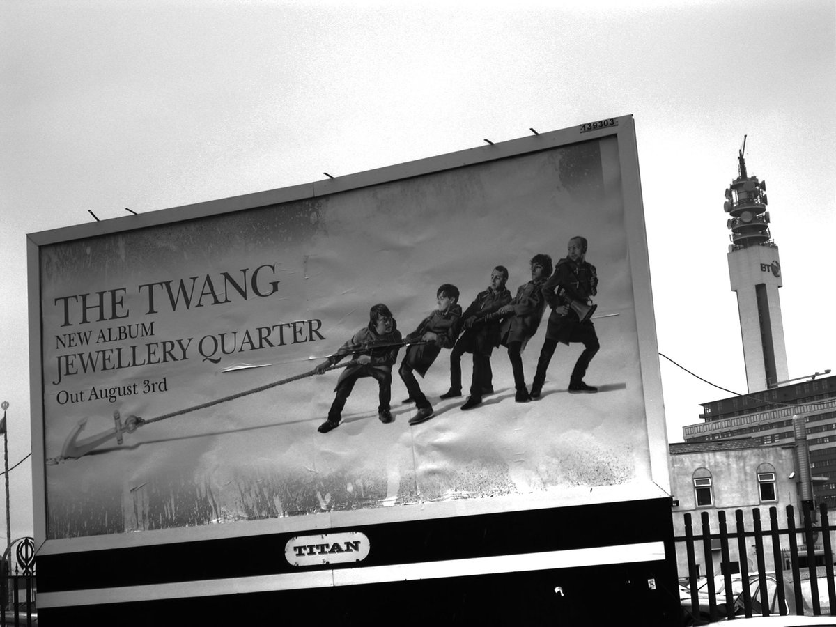 Taken 7 years ago today @the_twang #JewelleryQuarter https://t.co/unAV7orls1