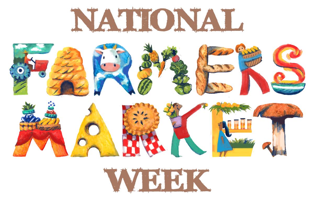 It's National #FarmersMarketWeek! Be sure to visit your local market. https://t.co/kB1l8rHyvI