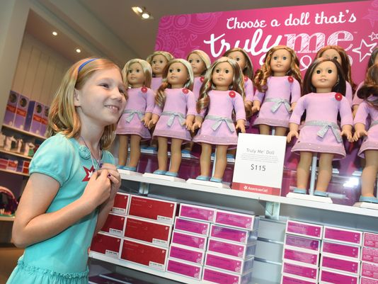 American Girl store opens at Twelve Oaks Mall