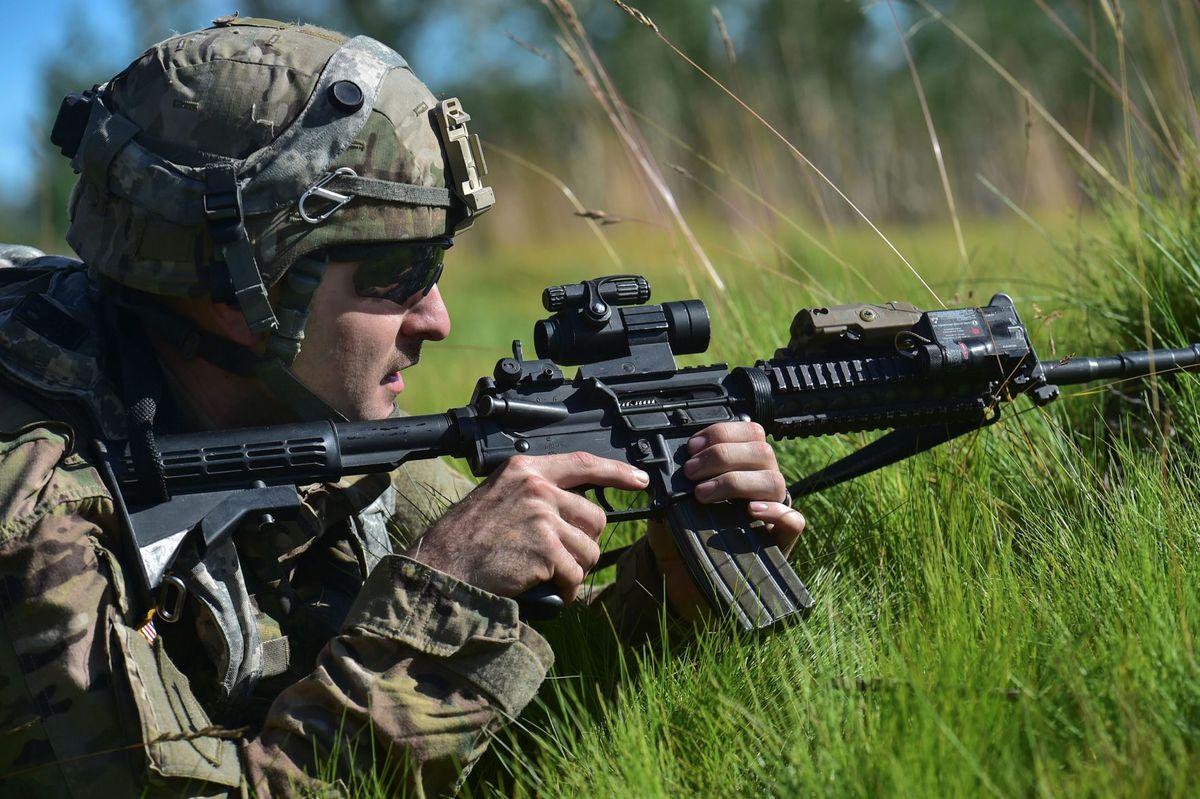 Iowa provides the enemies for war games in Alaska interior