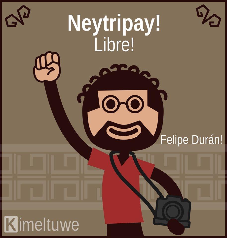 RT @Chileokulto: #FelipeDuran ha