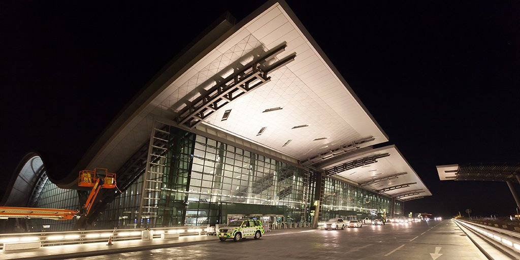 TravelTips on navigating @HIAQatar in Doha: