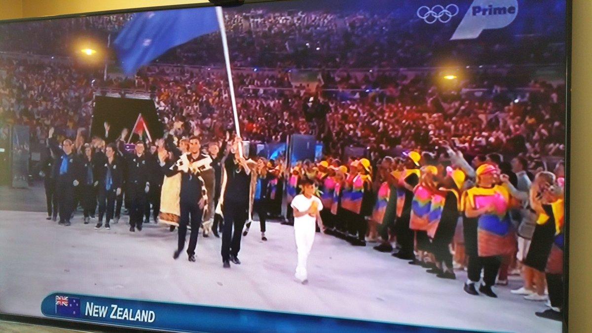 Woohoo! Go NZ! #Rio2016 https://t.co/JKvNQNAaLE