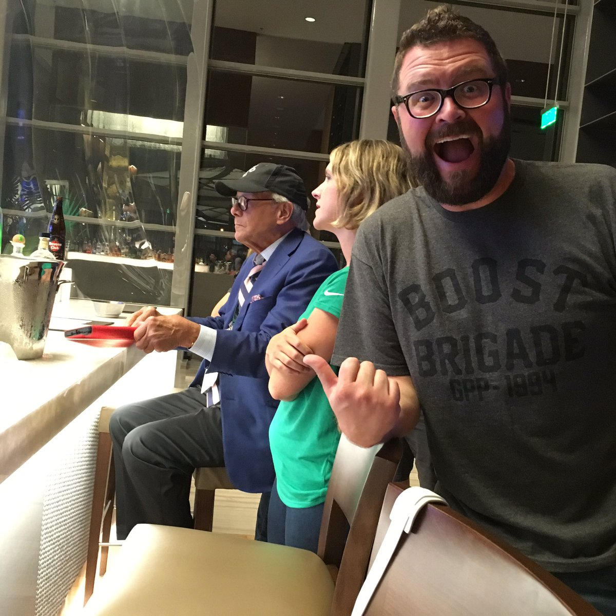 Are you serious! #TomBrokaw @RutledgeWood @nbc @NBCOlympics #Rio2016 https://t.co/Fo9Bxa4XC3