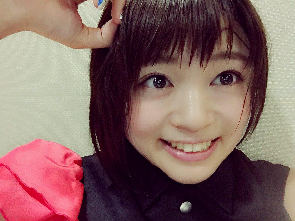 TIF、ホットステージありがとう💕!!!!  赤担当若井友希です☝笑  i☆Ris初めて見たみんな …