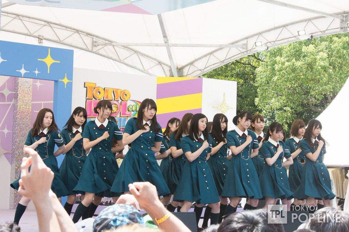 欅坂46がTIFに初登場 新曲「世界には愛しかない」を初フルパフォーマンス tokyopopline…