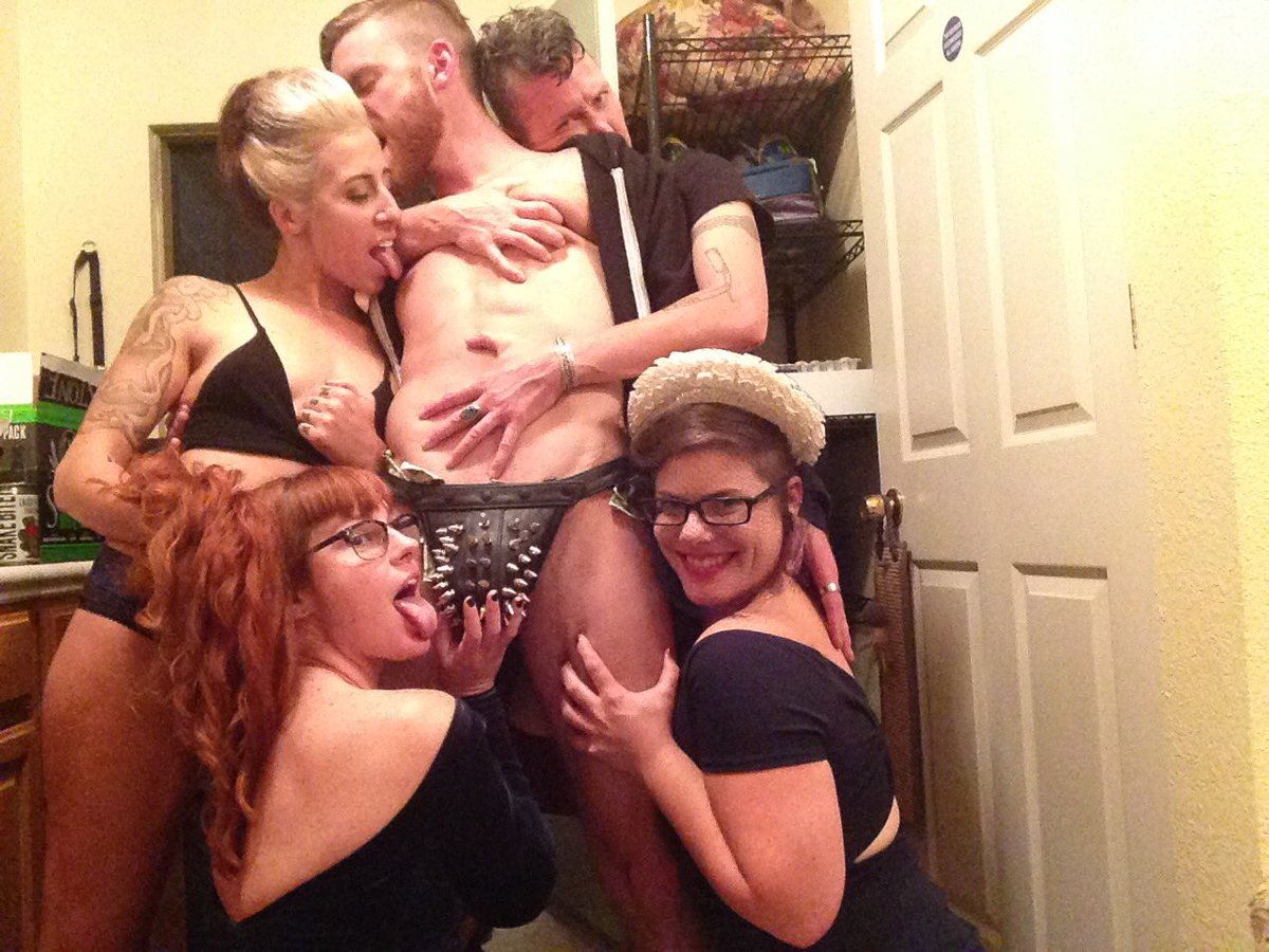 1 pic. All my friends are hot. is a great wedding party stripper. nfcYUUx