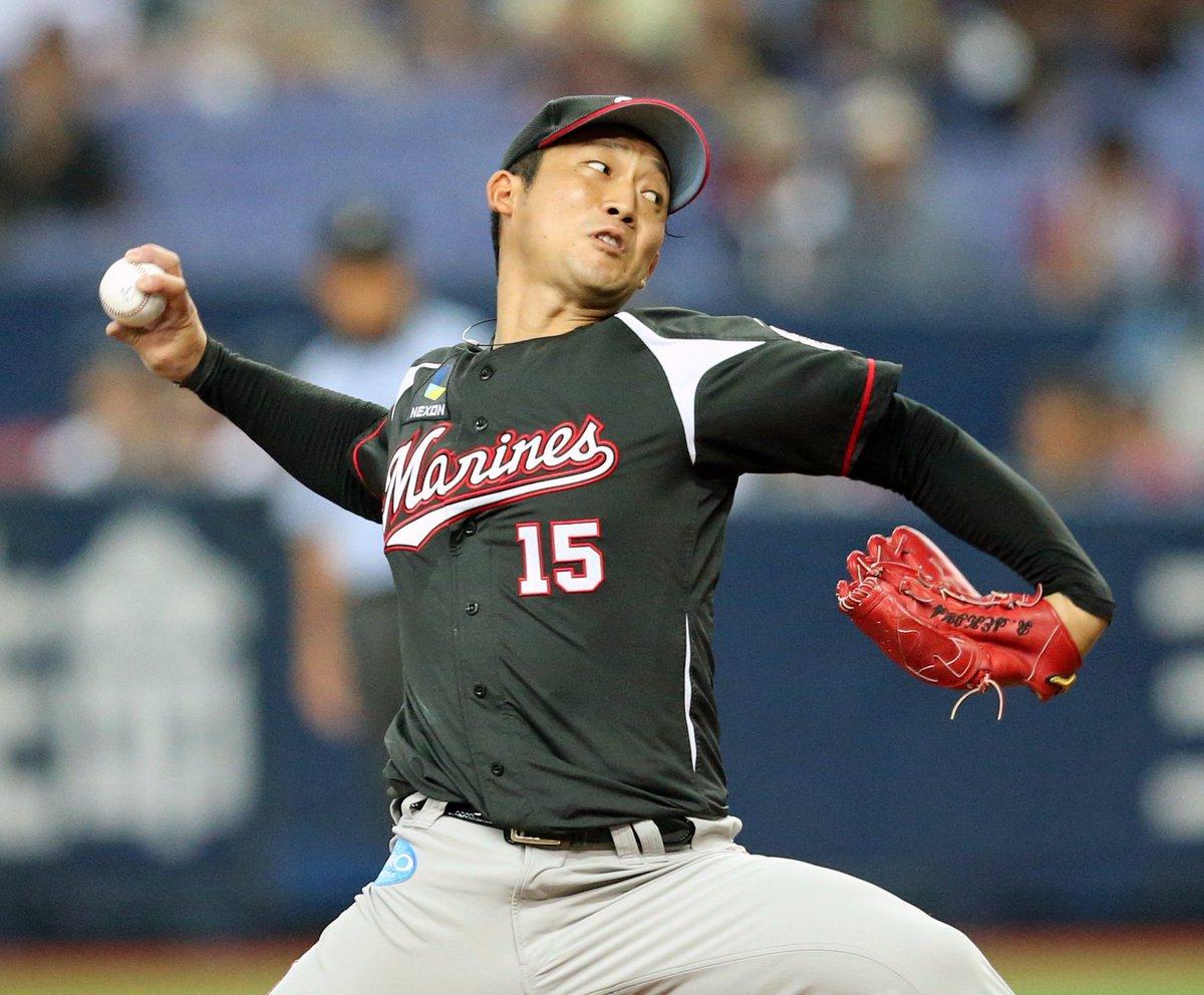【8月6日 M2-0Bs】 関谷投手7回6安打無失点の好投で4勝目!南投手・益田投手も無失点で完封勝…