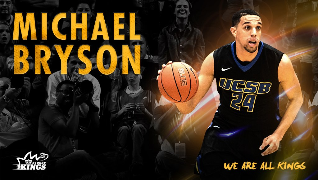 After much anticipation the Kings are excited to announce the signing of Michael Bryson https://t.co/QY9OZMQmaQ https://t.co/2QiVbMA9UJ