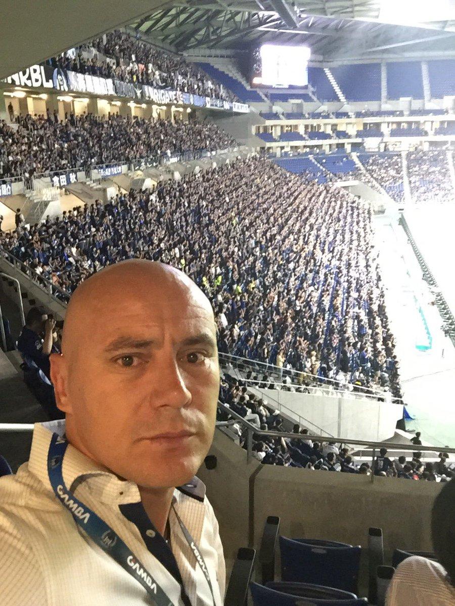 今日はG大阪 VS サガン鳥栖 に行って 来ました!! G大阪 勝利  本当に嬉しいです!! https://t.co/KCKSoqxSTX