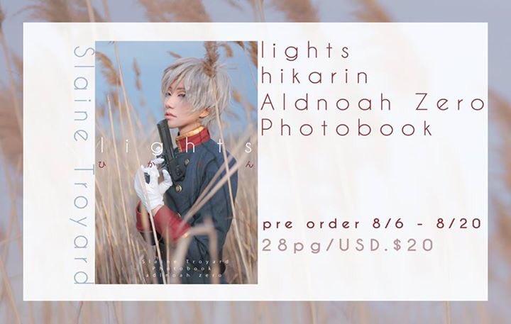 通販予約 8月20日まで【概要】#AldnoahZero スレイン・トロイヤードの写真集#終わりのセラフ百夜ミカエラのミ