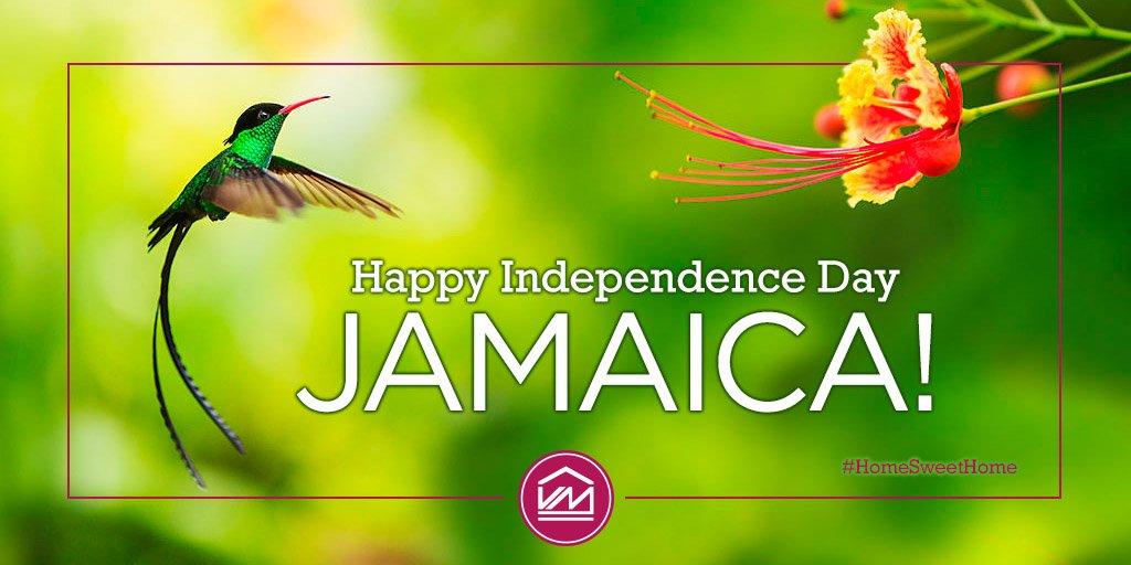 Happy 54 Jamaica Land We Love #bornjamaican #JamaicanIndependenceDay #iamVM https://t.co/1FaCeCv2oV