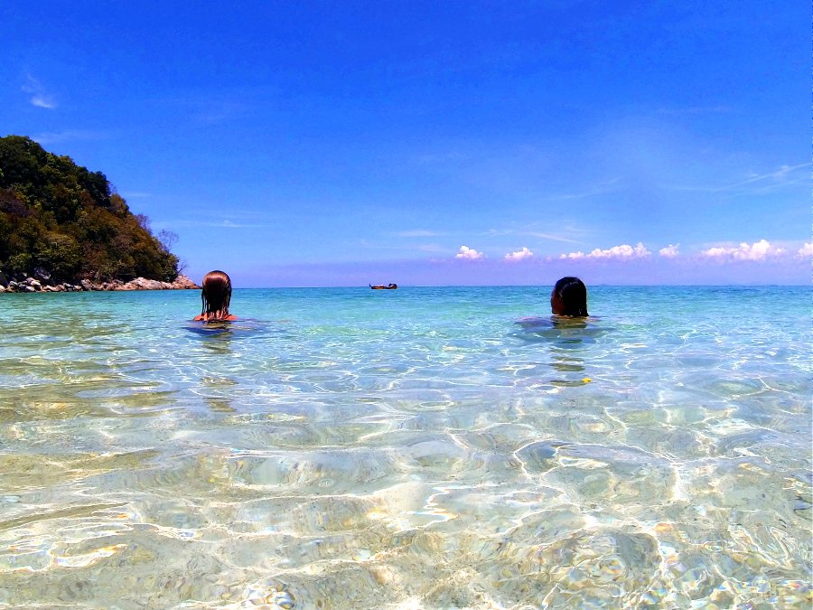 Voluntourism at one of the most pristine islands in Malaysia? Where do we sign up?