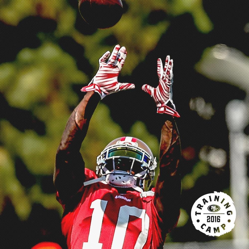60af56775 Catch up on the latest  49ers news with this Day 5  49ersCamp notebook.  49rs.co UEslO5 https   t.co zftsTB9PVJ