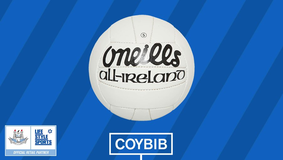 Only three points in it, every ball counts! RT to win an All-Ireland football #DUBvDON #COYBIB https://t.co/EgwdaLvTQ2