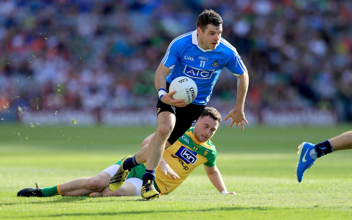 FT; @DubGAAOfficial 1-15 @officialdonegal  1-10. A brilliant performance from both sides. #DUBvDON https://t.co/i2sb5NWeum