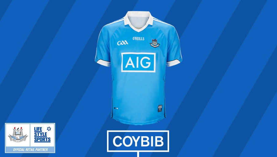 Make sure you're togged out for @DubGAAOfficial's SF clash against Kerry. RT to win a Dublin jersey #COYBIB https://t.co/8hoKpwSSw6