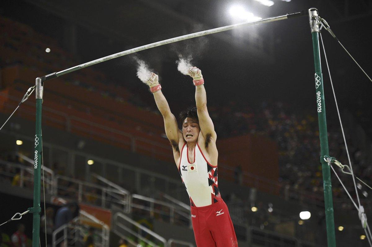 鉄棒 しょー フラグ オリンピック鉄棒 落下に関連した画像-03