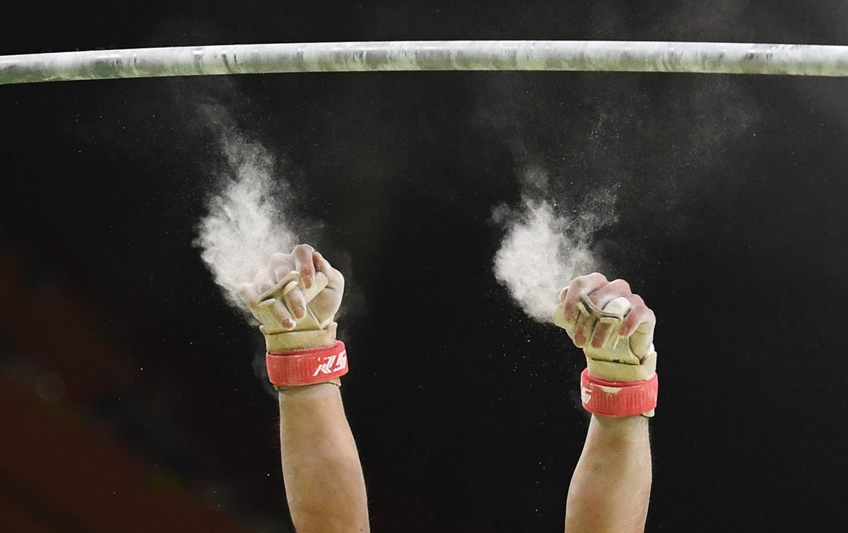 鉄棒 しょー フラグ オリンピック鉄棒 落下に関連した画像-04