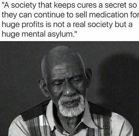 Rest In Power Dr. Sebi if you don't know about him look him up! https://t.co/YdYU51h4e6