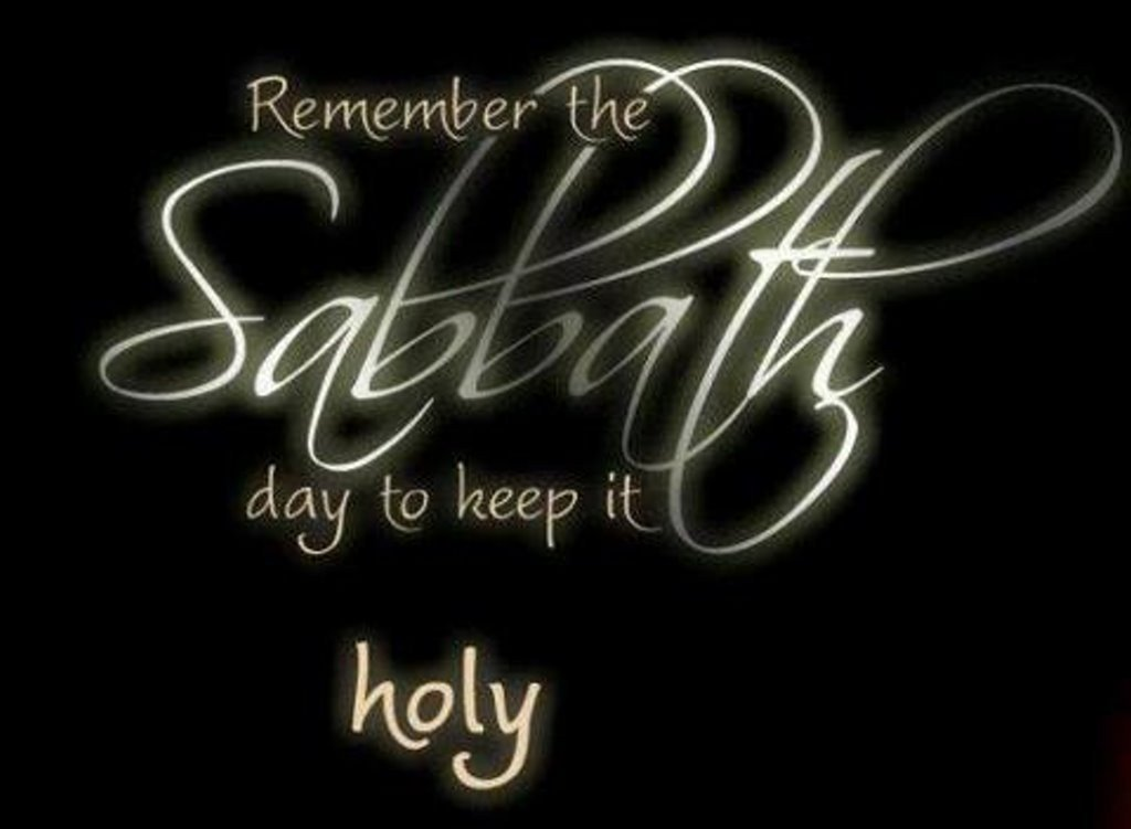 The 4th Commandment according to the Word of God is to KEEP THE SABBATH. Who told u it changed? For God change not. https://t.co/E1n6kIVrOm