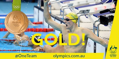 RT @AUSOlympicTeam: What a night for 20-year-old @_mackhorton!  STORY: