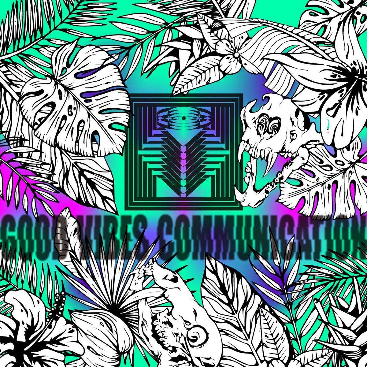 【リリース】 VIBES MAFIAの1st MIX 『GOOD VIBES COMMUNICATION』 フリーダウンロード公開! バイブスのみで駆け抜ける系!是非聞いてみて下さい! https://t.co/5CuVKXYPxW https://t.co/lT3i591AsT