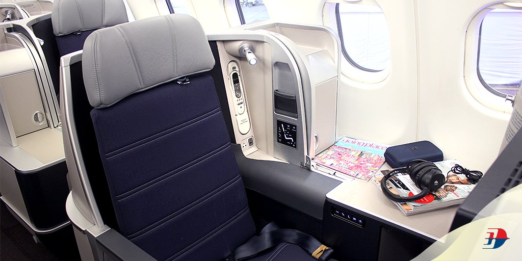 Want to experience our Business Class seats? Check your eligibility for an upgrade here: