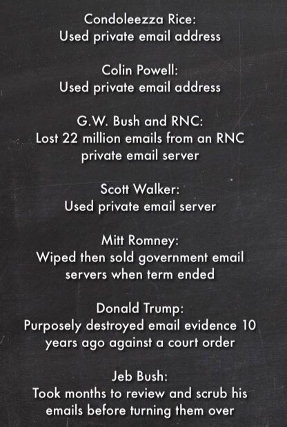 Where are the investigations? #HillaryCoverageIsCrap https://t.co/0VdNG4sLPT