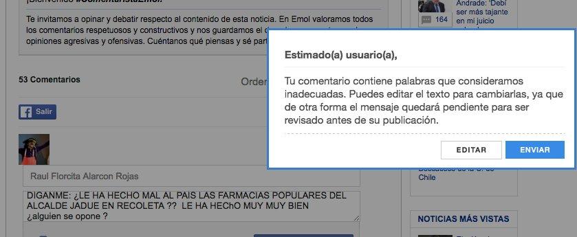 esto paso con EL MERCURIO....CUANDO APOYÉ AL PC (en respuesta a Burgos (dice el PC le hace mal a Chile) https://t.co/zZgWJh5JnY