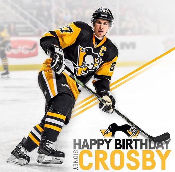 Sidney crosby 39 s birthday celebration page 10 for 10 facts about floor hockey