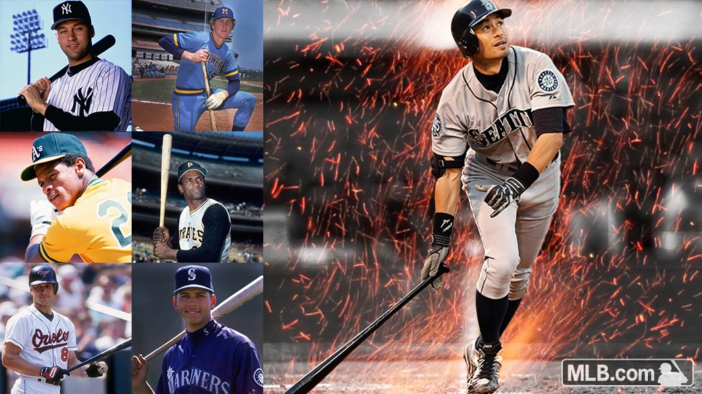 Average age at @MLB debut, first 29 members of 3,000-hit club: 20 years, 215 days  Ichiro: 27 years, 162 days https://t.co/wqZL9SQvve
