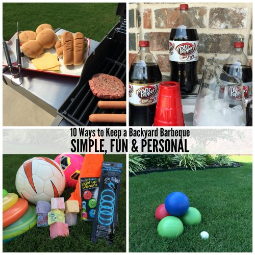 This is what my Backyard Barbeque looks like. I like to keep it simple! ad #SummerFUNd https://t.co/KPrjIhx26q https://t.co/8YhJw0Ab3p