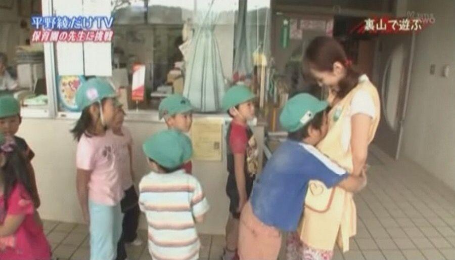 小倉唯幼稚園が話題になっていますがここで平野綾保育園を見てみましょう https://t.co/abWap4maNA