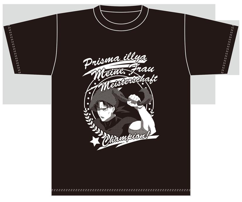 """【グッズ】""""本当に出来上がりました""""第2回 俺の嫁選手権優勝記念Tシャツが完成!8/10(水)よりブロッコリーさんのオフ"""