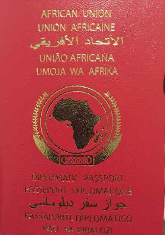 President Kagame used the African Passport launched at #AUSummit to travel to Chad for President Deby Swearing-in https://t.co/fjJgIgS0Wn