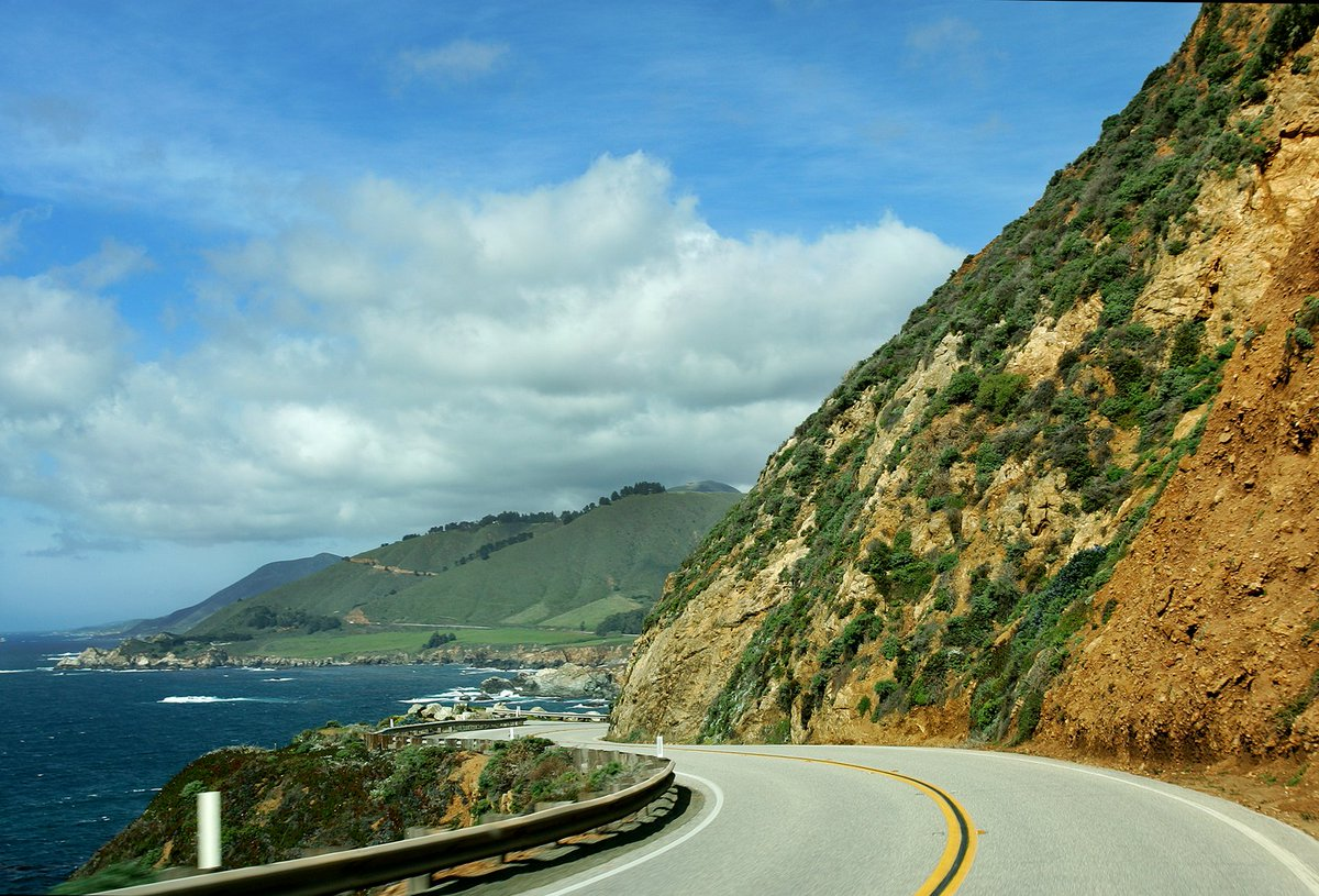 One for the bucket list: Drive the Camino Real (Route 101) from Los Angeles to San Francisco