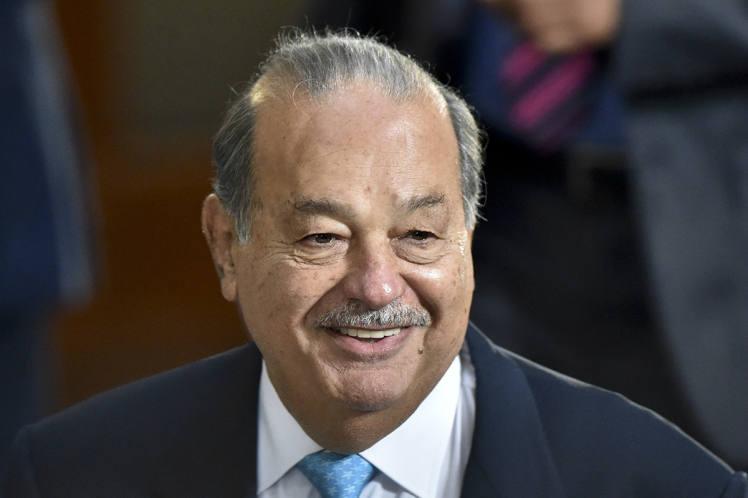 Who Is Carlos Slim Helu Hookup