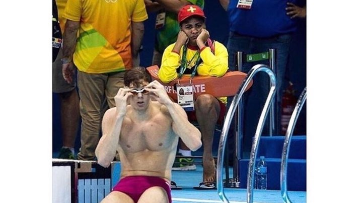 If you ever feel useless at work, remember, at least you're not a lifeguard at the Olympics #MondayMotivation https://t.co/sAmmizXhxl