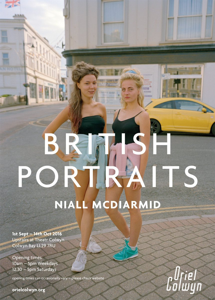 British Portraits exhibition opens on 1st Sept at @OrielColwyn North Wales https://t.co/HEURw6B9aZ https://t.co/5P4GIIsv6O
