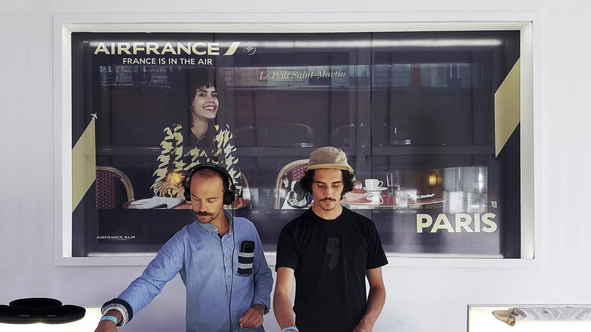 AirFranceMusic s'installe à Rio au ClubFrance où 8 DJ se relaient, téléchargez la playlist