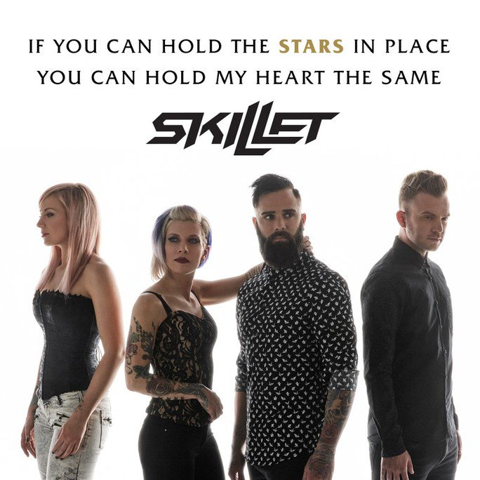 Hear @skilletmusic's #Stars on their new album #UNLEASHED on @AppleMusic: https://t.co/PEnMHMkQXC @wordlabelgroup https://t.co/vmLbgEK7eo