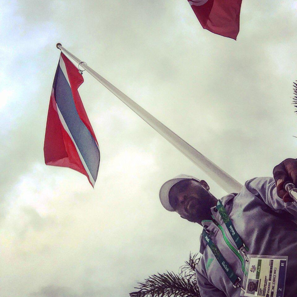 I Represent Trinidad & Tobago