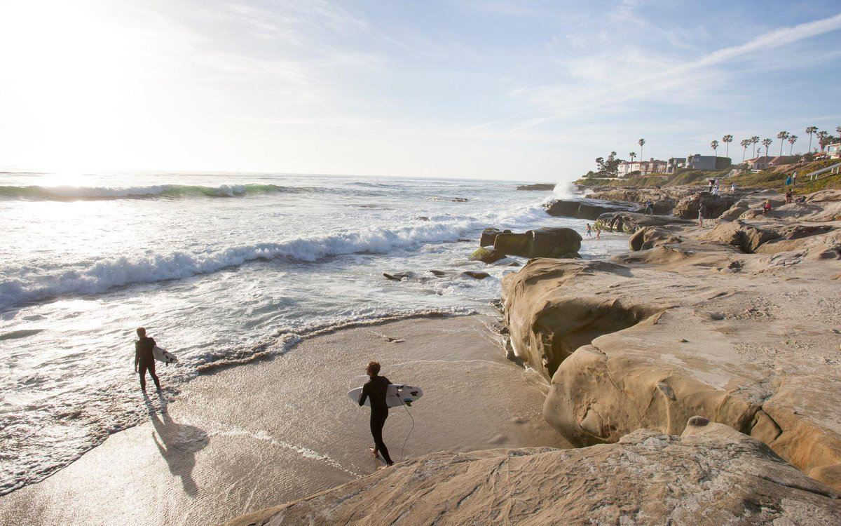 RT @visitsandiego: LaJolla is in the top ten of @TravelLeisure's