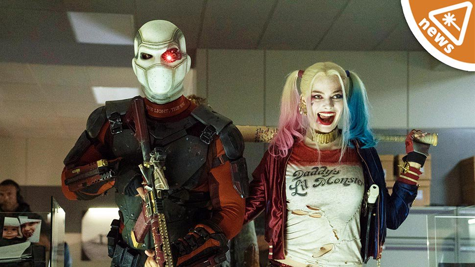 #SuicideSquad was full of #EasterEggs! Find them all on today's #NerdistNews: https://t.co/5Z2ryL399F https://t.co/DQ1ybvYolE