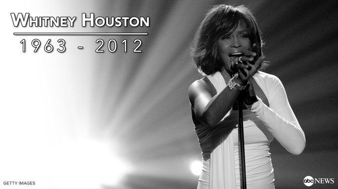 Happy birthday, Whitney Houston. The music icon would have turned 54 years old today. Rest in peace